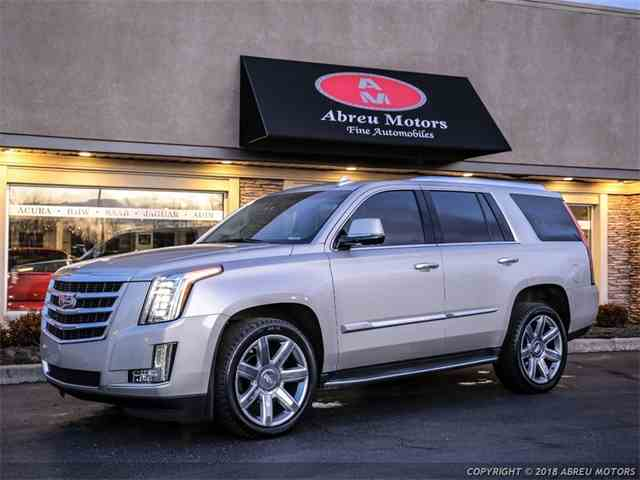 Picture of '15 Cadillac Escalade located in Indiana - $44,895.00 - MSDR