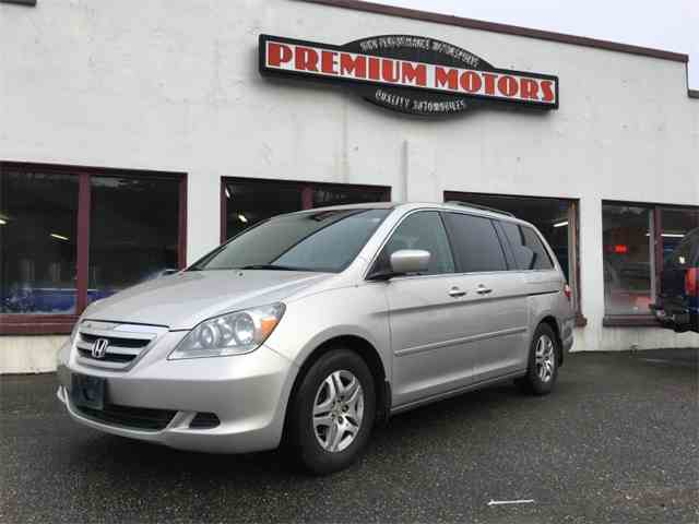 Picture of 2007 Honda Odyssey located in Tocoma Washington Offered by Premium Motors - MSET