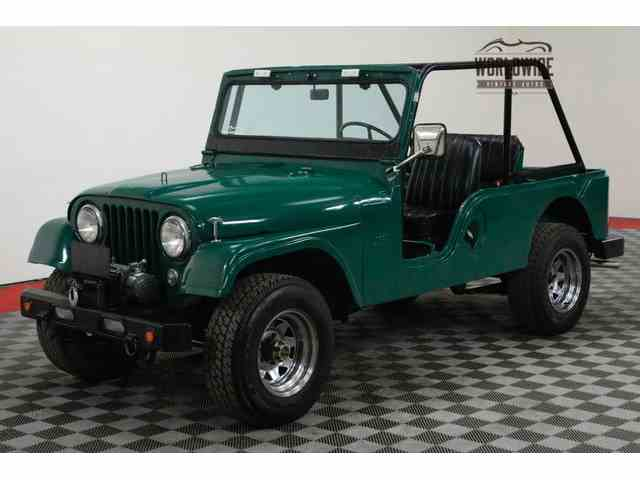 Picture of '57 CJ6 - MQ5I