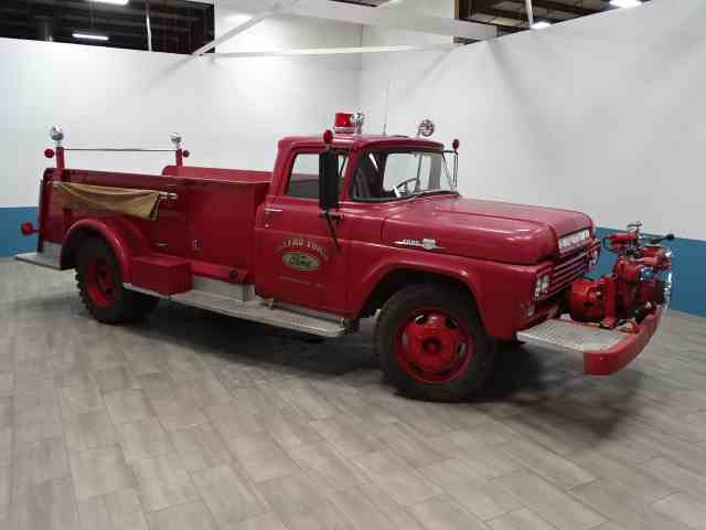 Picture of '59 Fire Truck - MSFR