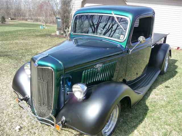 Picture of '35 Pickup - MSFW