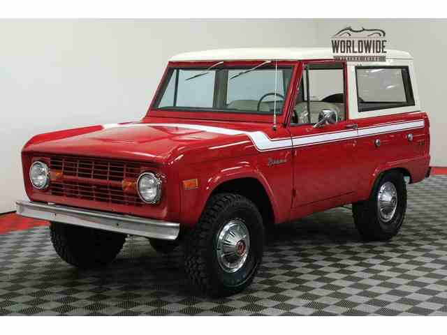 Picture of '76 Bronco - MQ5O