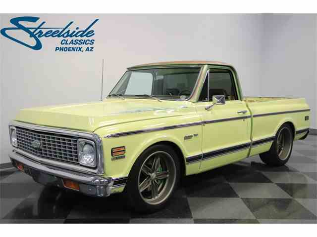 Picture of '71 C10 - $47,995.00 Offered by Streetside Classics - Phoenix - MSGW