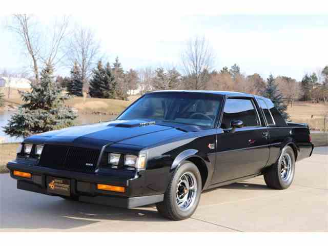 Picture of '87 Grand National - MSGX