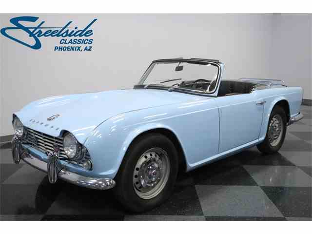 Picture of '62 TR4 - MSGZ