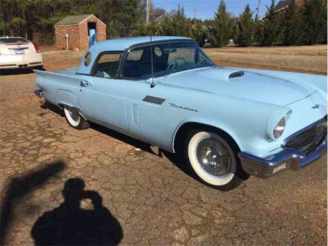 Picture of Classic 1957 Ford Thunderbird Auction Vehicle - MSHF