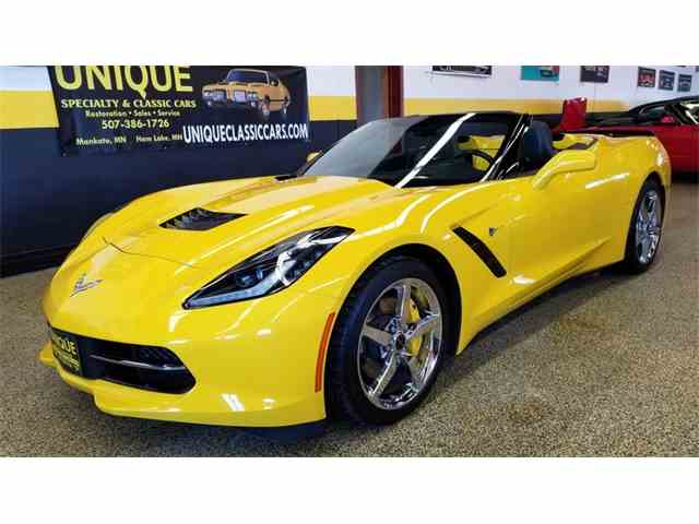 Picture of '14 Corvette Stingray Convertible 3LT - MSHI
