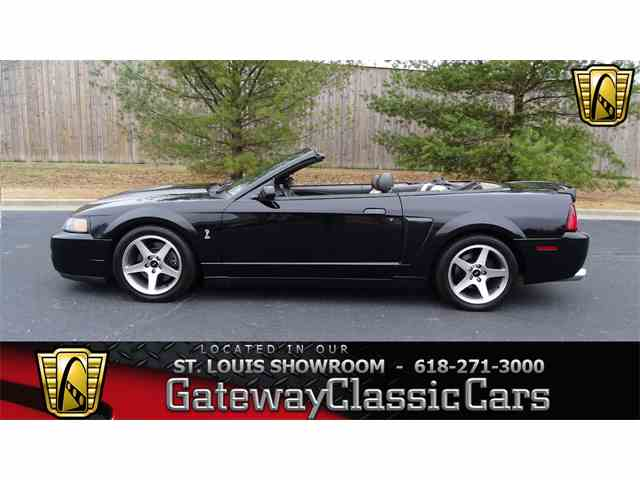 Picture of '03 Mustang located in O'Fallon Illinois Offered by Gateway Classic Cars - St. Louis - MSI2