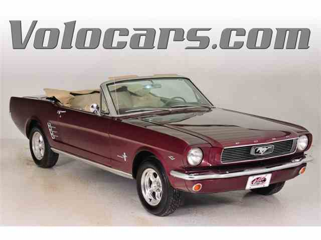 Picture of '66 Mustang - MSID