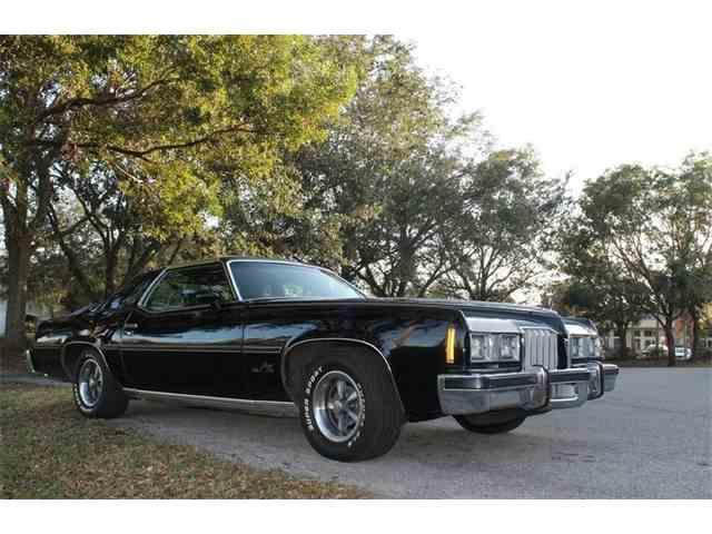 Picture of '77 Pontiac Grand Prix SJ Coupe Auction Vehicle - MSIT