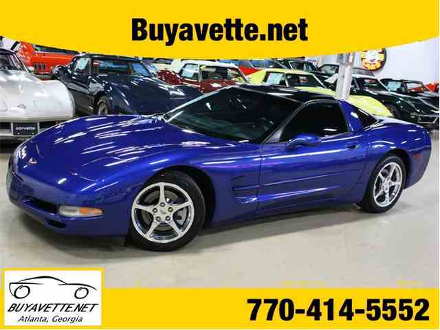 Picture of '02 Corvette - MSIU
