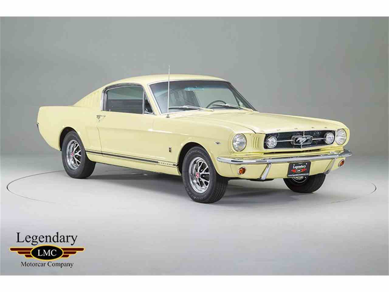 1965 Ford Mustang for Sale   ClassicCars.com   CC-1063402