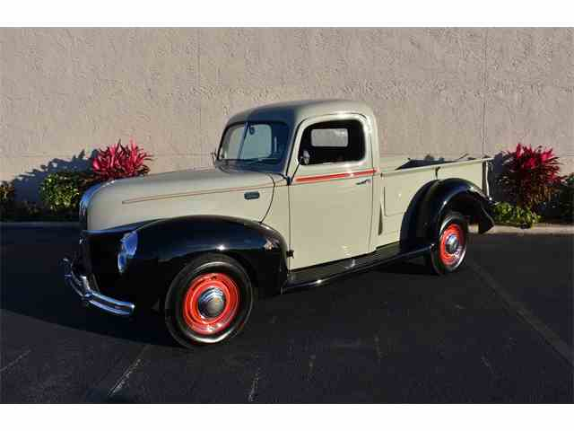 Picture of '41 1/2 Ton Pickup - MSJ4