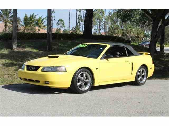 Picture of '03 Ford Mustang located in FLORIDA - MSJ5