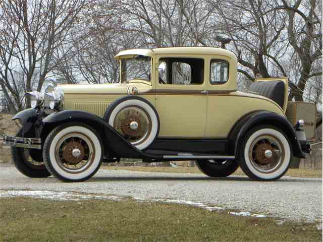 Picture of '31 Model A Deluxe Coupe - MSJR
