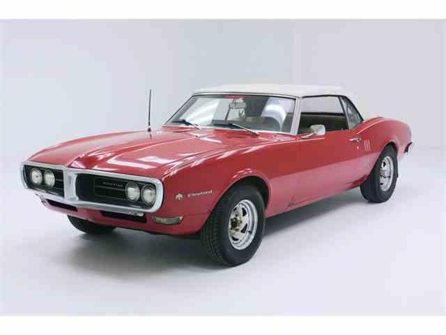 Picture of '68 Firebird - MSK0