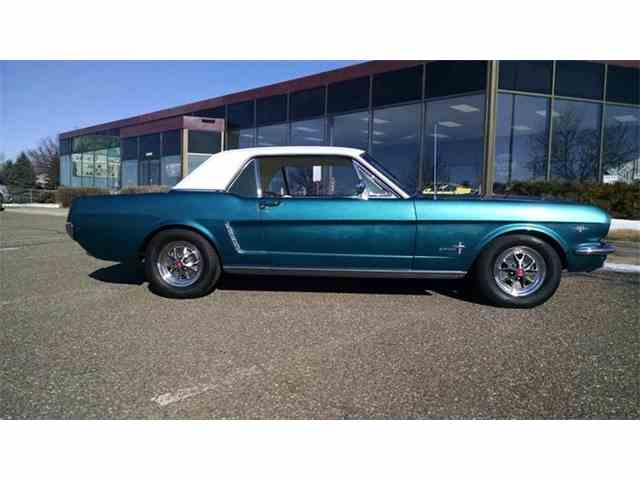 Picture of '65 Mustang - MSK1