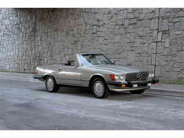 Picture of '88 560SL - MQ61