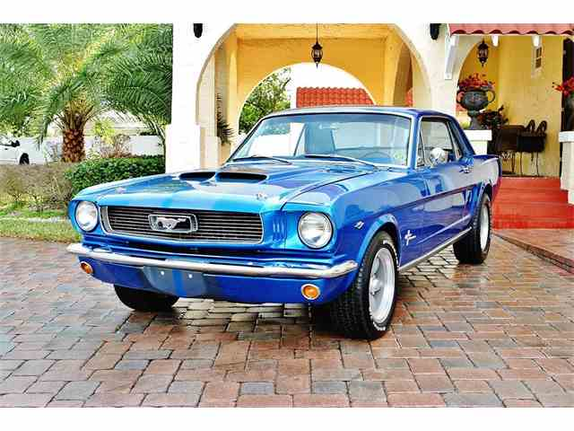 Picture of '66 Mustang - MSKP