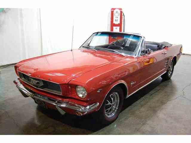 Picture of '66 Mustang - MSL2