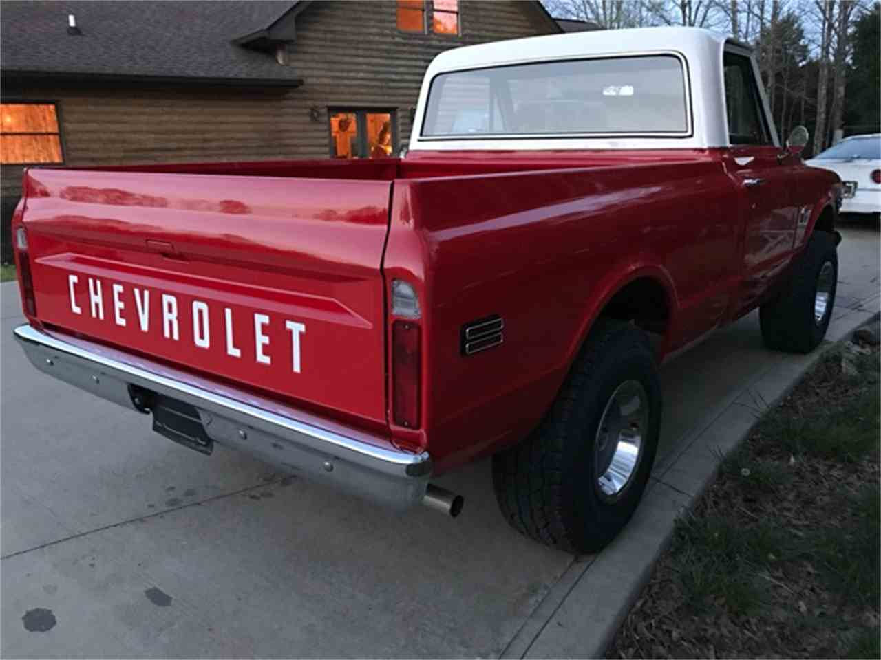 Large Picture of '68 Pickup - MSL3