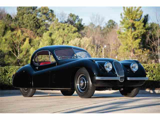 Picture of 1953 Jaguar XK120 Auction Vehicle Offered by Road Scholars - MSLH