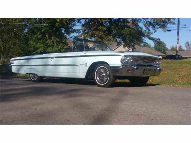 Picture of '63 Sunliner Galaxie 500 - MPXF