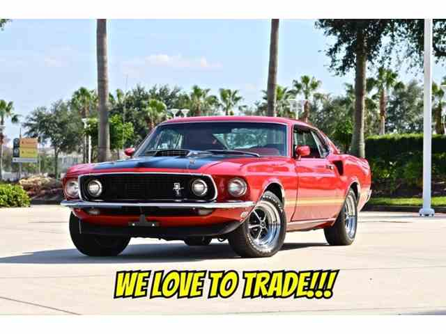 Picture of '69 Mustang - MSLP