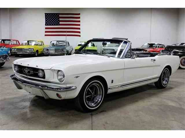 Picture of '65 Mustang - MSLV