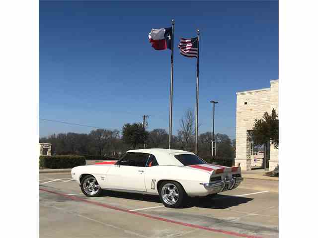 Picture of '69 Camaro RS/SS located in TEXAS Offered by a Private Seller - MSM9