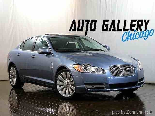 Picture of 2009 Jaguar XF located in Addison Illinois - $16,990.00 - MSMY