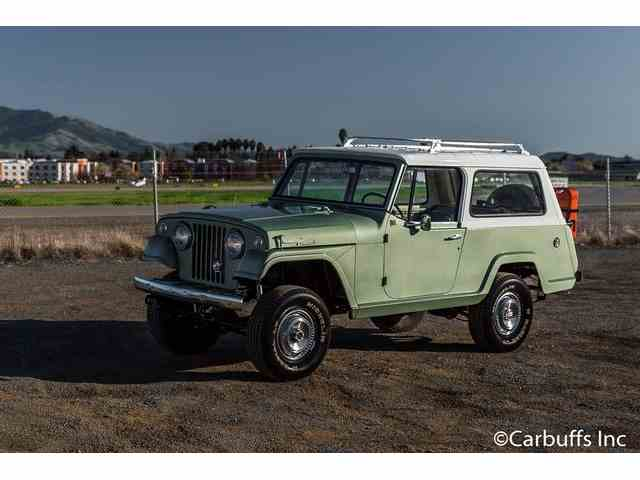 Picture of '69 Jeepster located in Concord California - MSNV
