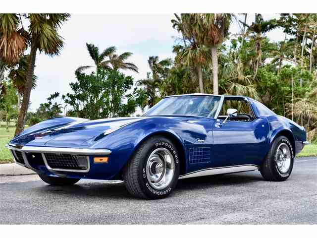 Picture of Classic '70 Chevrolet Corvette located in FLORIDA - MSO5