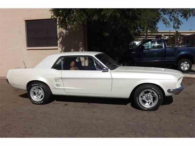 Picture of '67 Mustang - MSOQ