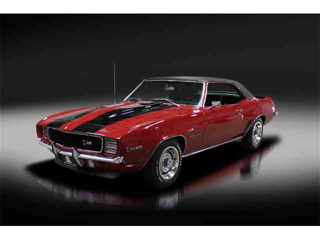 Picture of '69 Camaro RS Z28 - MSOU