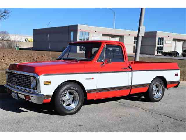 Picture of '71 C/K 10 - MSPL