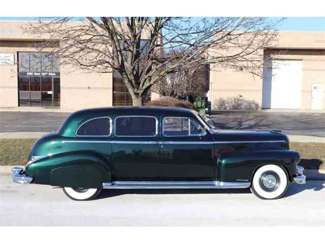 Picture of '46 Fleetwood - MSPX