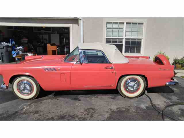 Picture of Classic 1956 Ford Thunderbird located in UTAH Offered by Classic Car Auction Group - MSQ2