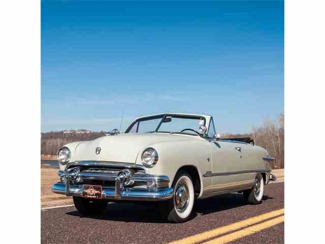 Picture of Classic 1951 Ford Convertible located in St. Louis Missouri - MSQ5