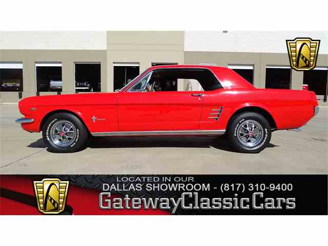 Picture of '66 Mustang - MSQF