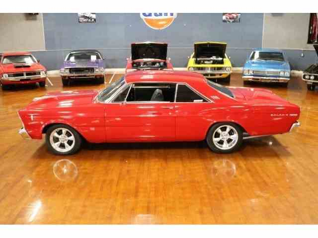 Picture of 1966 Galaxie 500 Auction Vehicle Offered by GAA Classic Cars Auctions - MSQJ
