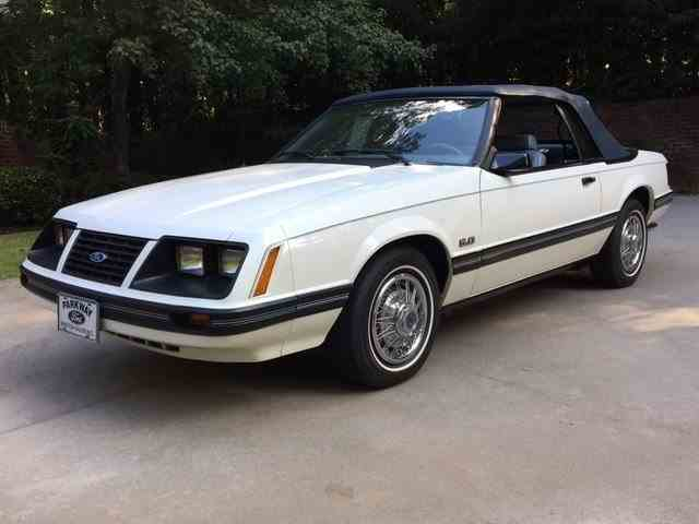Picture of '83 Mustang - MSQT