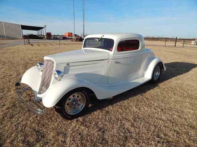 Picture of '34 Coupe - MSR0