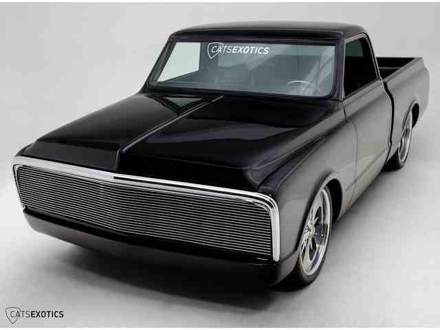 Picture of Classic 1972 C10 Offered by Cats Exotics - MSRI