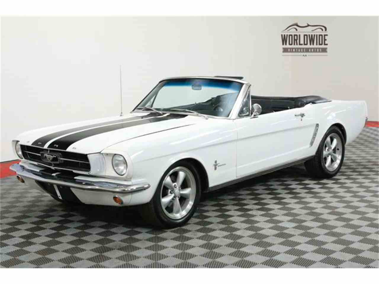1965 ford mustang for sale cc 1063713. Black Bedroom Furniture Sets. Home Design Ideas
