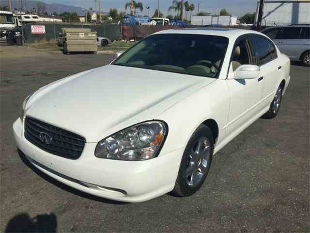 Picture of '02 Q45 located in California Offered by WDC Global Exports - MSRQ