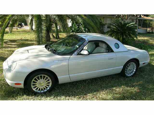Picture of '05 Thunderbird Anniversary Edition - MSRW
