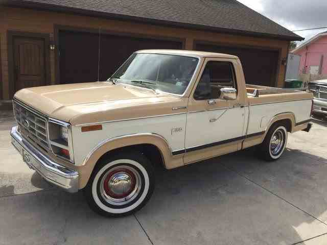 Picture of '84 Ranger XL Pickup - MSS2