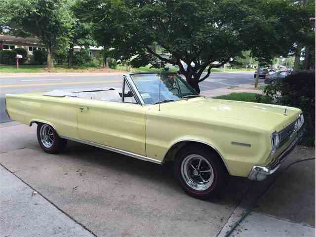 Picture of '67 Belvedere II Convertible - MSSB