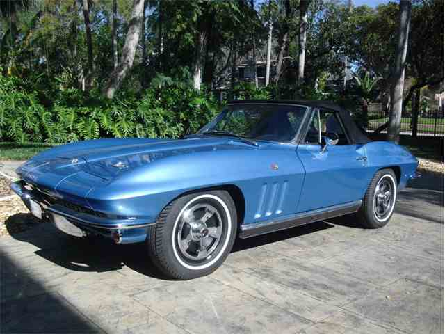 Picture of '66 Corvette - MSSI